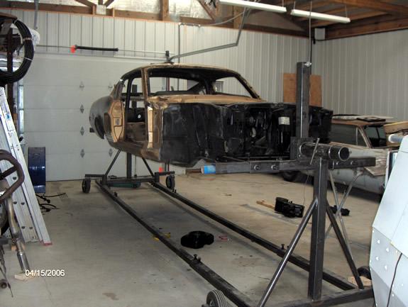 1968 Shelby Gt 350 Hertz Rent A Car Francis Restorations